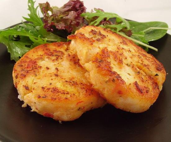 Рыбные котлеты из сома рецепт приготовления 1