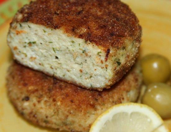Рыбные котлеты из сома рецепт приготовления 4