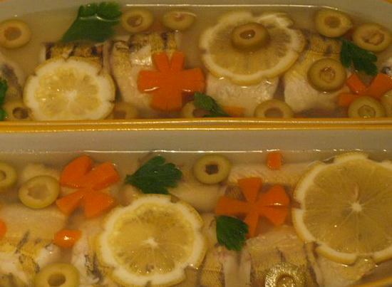 Заливной судак рецепт как приготовить
